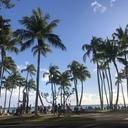 ハワイ留学生の生活ブログ。