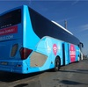 Europe trip Day–13 バスで北上