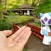 桜が散った後のホテルニューオータニの楽しみ方【ポケモンGOAR写真】和の景色にはやっぱりユキメノコ・その2