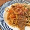 【食べもののこと】昨日の夜ごはんは焼きそばで簡単に。生活クラブの「焼きそば用蒸し麺」を使って。