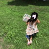 ユニフレーム・REVOフラップ、幼児1人でも設営できました
