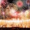 長崎の有名スポット「ハウステンボス」で「スーパーワールド花火」と「光の王国」が同時開催!