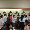 5年生:林間学習⑧ 夕食