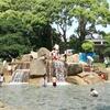 平塚市の総合公園。子どもの「水遊び」スポットが大人気!