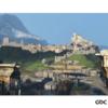 Witcher3 WildHunt 拡張DLC「Blood and Wine」の美しい城下街がどうやって作られたのか