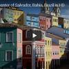 ブラジルの古都サルヴァドールの歴史地区