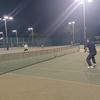 テニス部活動日誌① 社員の優しさで始まったテニス部
