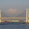 【写真複製・写真修復の専門店】横浜 港の画像をキレ良く修正