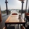 ベラヴィスタでディナー 絶景のオマーン・アナンタラジャバルアフダル
