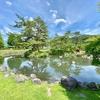 丸山公園の池(栃木県日光)