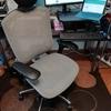 オカムラの高級オフィスチェア「コンテッサ」が最高すぎたのでレビュー!腰痛や肩こり、体の痛みが軽減される!