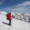 唐松岳 テント泊登山