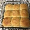 久々に楽健寺酵母パン