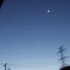 10月6日(火)晴れ 明けの明星