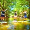 西表島・女子旅〜マングローブSUP体験
