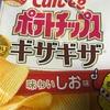 9月6日(金) ポテトチップス ギザギザ 味わいしお味