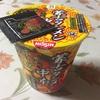 食べました!中本蒙古タンメンのカップ麺!