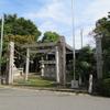 尾張式内社を訪ねて 65 阿具麻神社(あぐまじんじゃ)