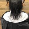ラベンダーカラー×ウルフスタイル〜新潟市中央区駅南パドトロワ〜