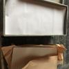 育苗箱に紙を敷く理由とは?本日の種まき前の作業