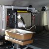 ファミリーワゴンSSの自作荷台:ポータブル電源の据え変え