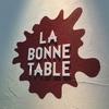 LA BONNE TABLEで食事。