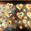 クッキー作りました。