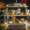 コートヤード・バイ・マリオット 新大阪ステーション Bar 19 シャンパンのフリーフローを愉しむ秋のイヴニングハイティーは野菜がテーマ