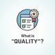 「品質」の基準とは?