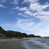 2018/11/13 春野漁港脇のサーフ 11:00-16:00 ショアジギング フラットフィッシュ