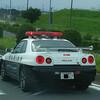 埼玉県警のGTR R34まだまだ現役らしい
