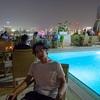 Kempinski Nile Hotel Garden City Cairo(ケンピンスキー ナイル ホテル) : ディナー The Roof Top