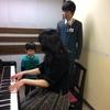 スタッフ体験レッスンレポートvol.5 ~こどもと一緒にピアノを体験!倉島編~