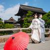 【長野】国宝 善光寺で前撮り・ウエディングフォトしませんか?
