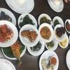 ジャカルタでパダン料理食べてみた。