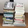 1週間前に断捨離した120冊の本。処分は3つの方法。