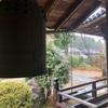 雨のお寺も良いなぁ。