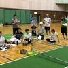 名古屋市体育館バウンドテニス教室 第4回