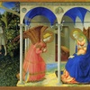 絵画の中の受胎告知 3