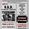 今週末はPRIDE&JOY とGET HOT!! or GO HOME!!開催!!