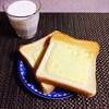 チーズトースト。