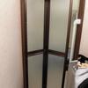 浴室ドア(折戸)交換 江戸川区