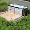 【畑/DIY】固まる砂で雑草対策 〜完成編〜