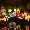 目黒雅叙園と、サントリー美術館『琉球美の宝庫』