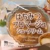 ローソンストア100 オイシス はちみつフロマージュシュークリーム 食べてみました