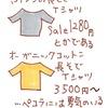 クエスト17:オーガニックコットンの服を買ってみよう