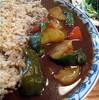●北浦和「オニオンジャック」の野菜カレー