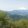 富士山を眺める山へ〜百蔵山・扇山登山