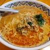 【揚州商人 @新橋】こだわりの自家製麺を使った本格中国ラーメンを味わえるお店。【タンタン麺 + ランチ炒飯】