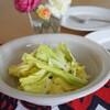 キャベツ&クミンの春サラダ